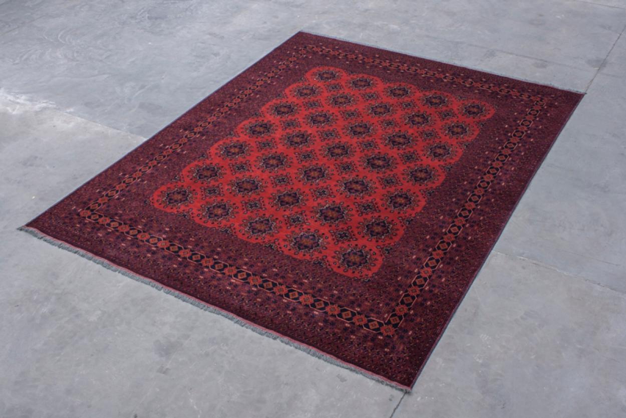 Afghan Kundoz Rug Aku029000 385x300