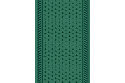 100% wool, machine woven,Green