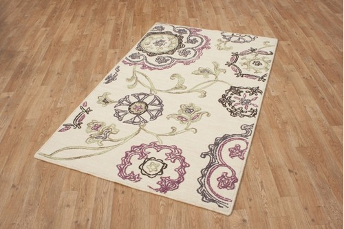 100% Polyester Multi Mandarin Designer Rug Design CMA001-SALE Handmade in China with a 10mm pile