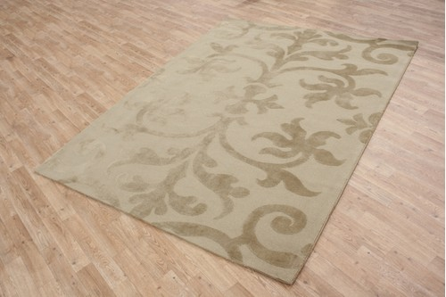 100% Acrylic Beige Brink & Campman City Range Design NCY003 Handmade in China with a 10mm pile