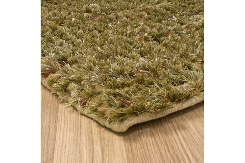 50% Wool / 30% Polyester / 20% Cotton Multi Nourison Fantasia Rug Design Handmade in India with a 25mm pile