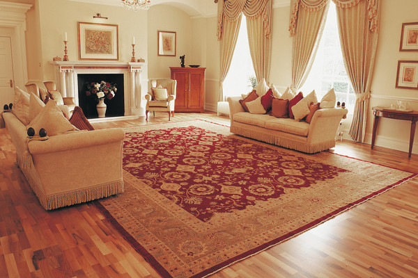 Downton Abbey Traditional Rugs