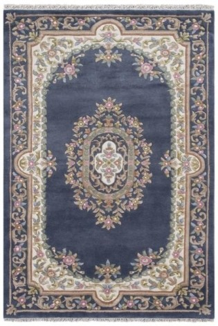 Mahal Indian Rug Design Mah021