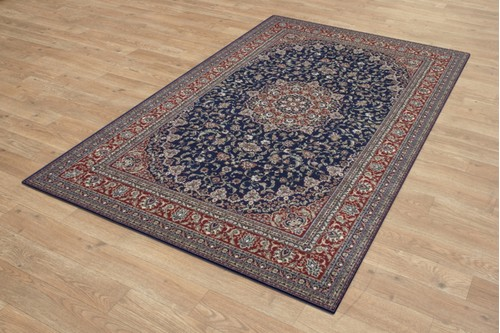 Mossoul Woven Rug ZMO756 100% Wool Machine Woven 10mm