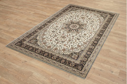 Mossoul Woven Rug ZMO757 100% Wool Machine Woven 10mm